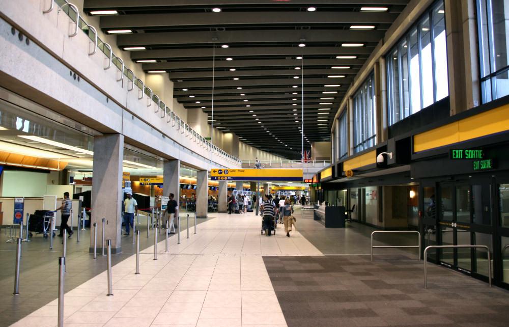 The Terminal: il non luogo e le architetture dell'informazione