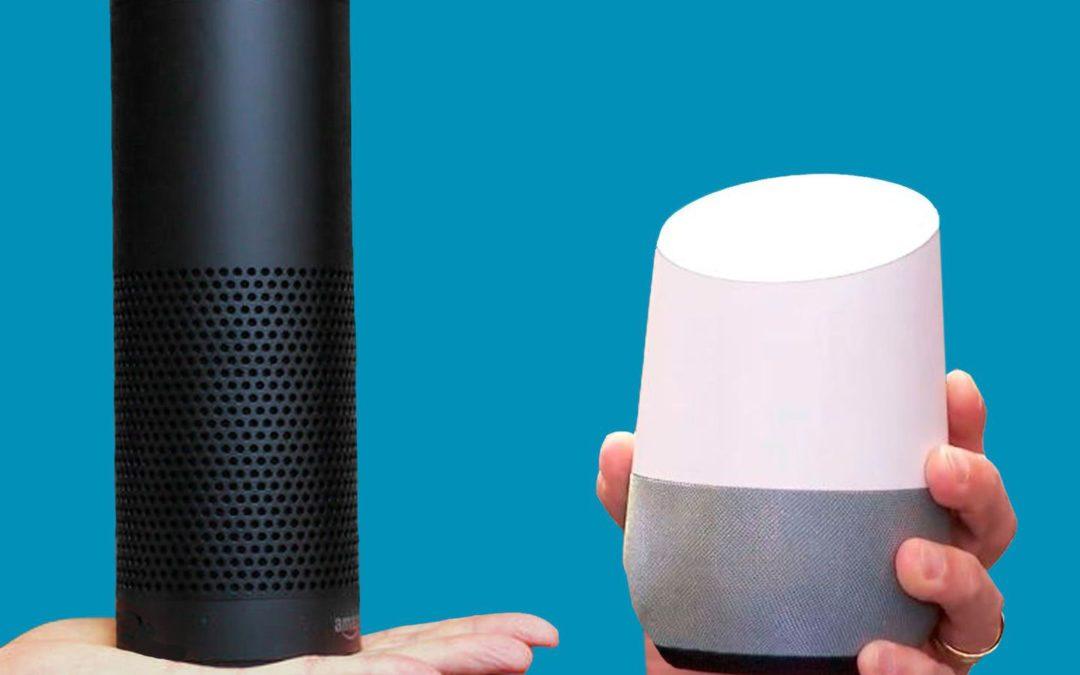 Apple e Amazon: chi avrà il miglior assistente vocale?