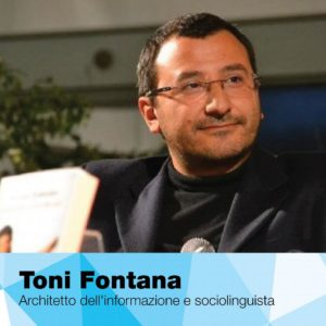 Toni Fontana - Architetto dell'informazione