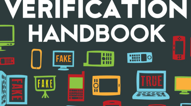 Il blog adotta il Verification Handbook