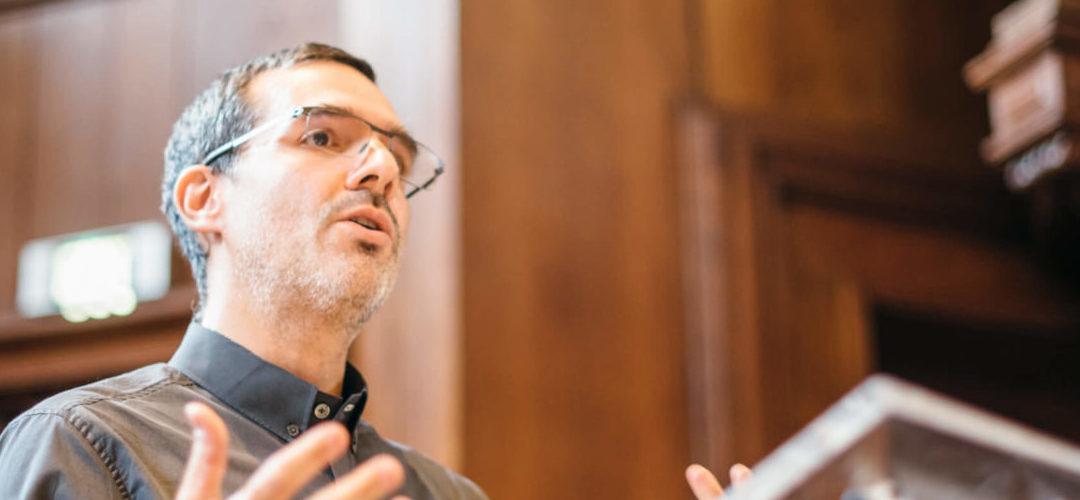 Jorge Arango e l'architettura dell'informazione