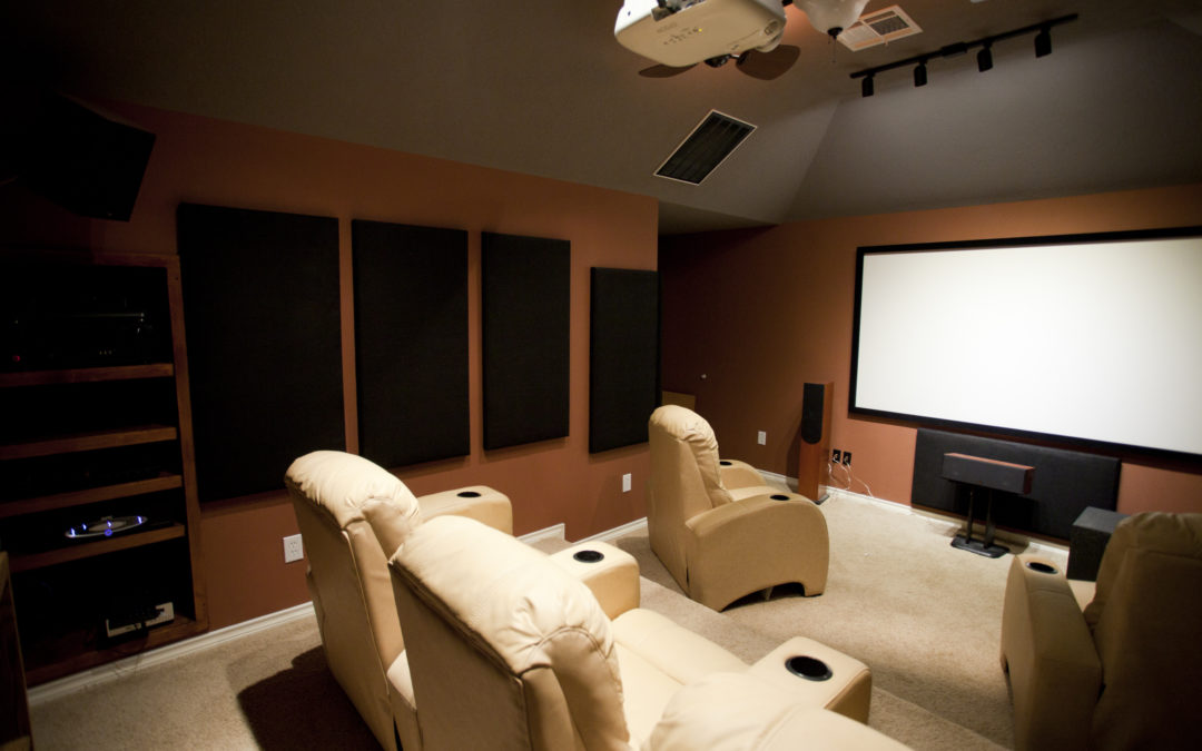 Home cinema, Home theatre, soundbar, altoparlanti esterni per la tv