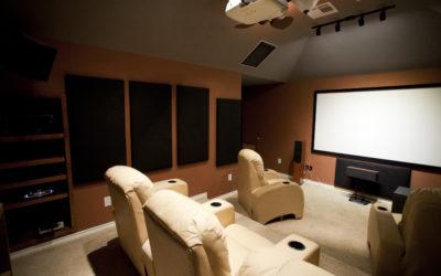 Home cinema, Home theatre, soundbar, altoparlanti esterni per la tv