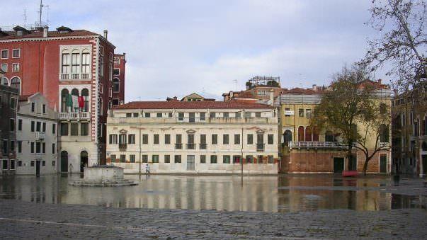 Sirene allertamento acqua alta – Venezia