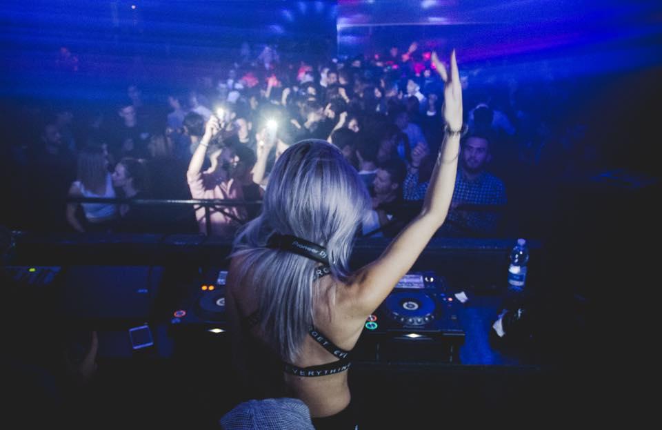 Georgia Mos tra musica house e innovazione