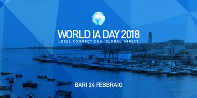WIAD Bari 2018 – Intervista a Bianca Bronzino