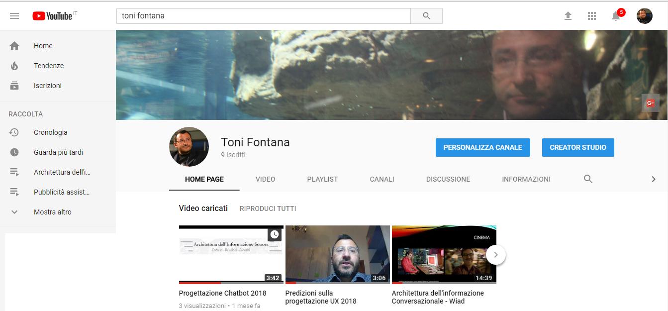 L'importanza del contesto per Youtube – Linee guida