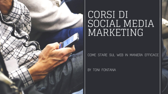 Corsi social media marketing Palermo Sicilia e Workshop user center design