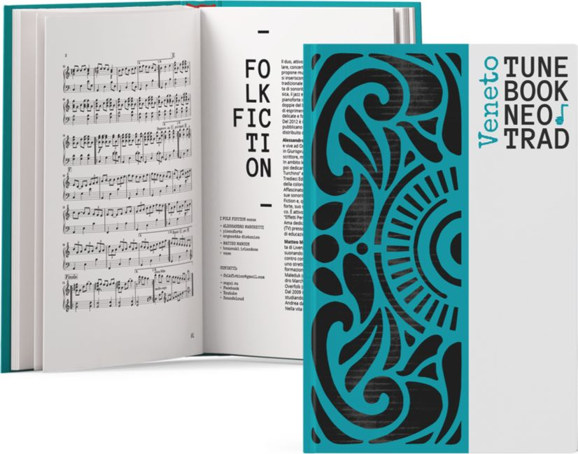 Musica popolare italiana: Tunebook Neotrad Veneto